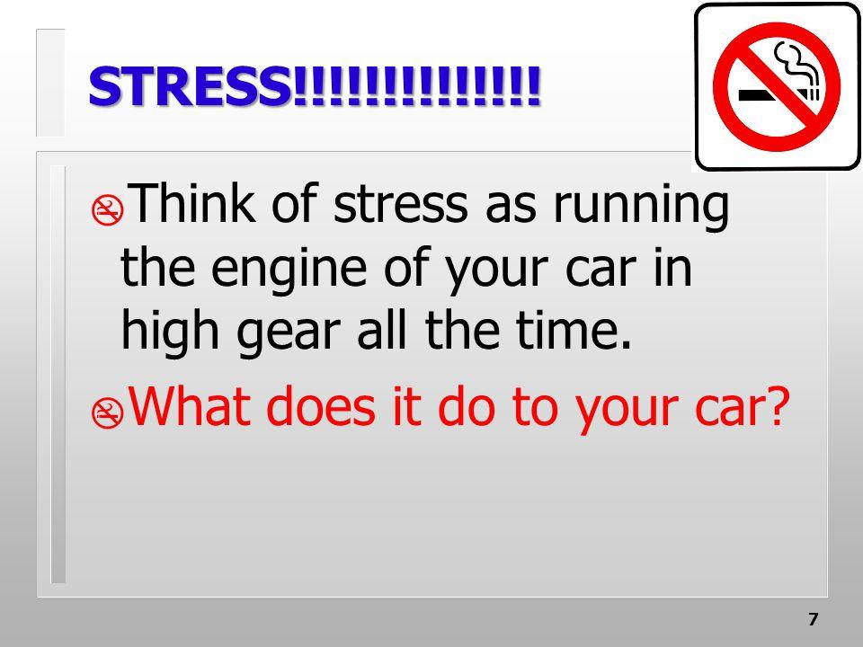 7 STRESS!!!!!!!!!!!!!.