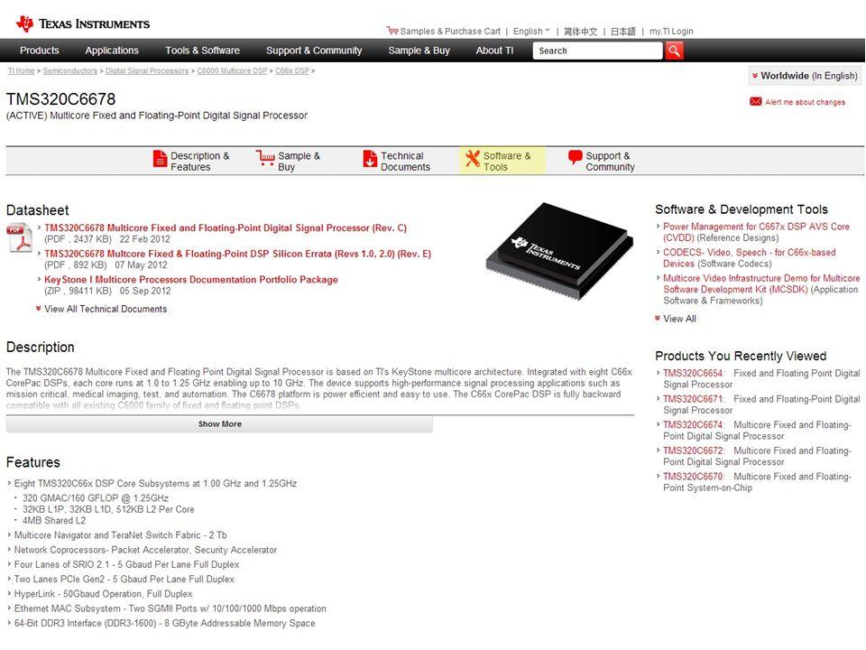Product Folder Top SW