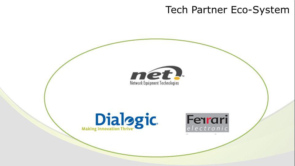 Tech Partner Eco-System