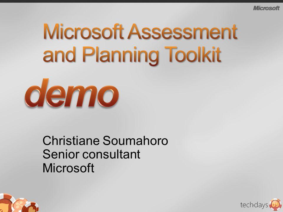 Christiane Soumahoro Senior consultant Microsoft
