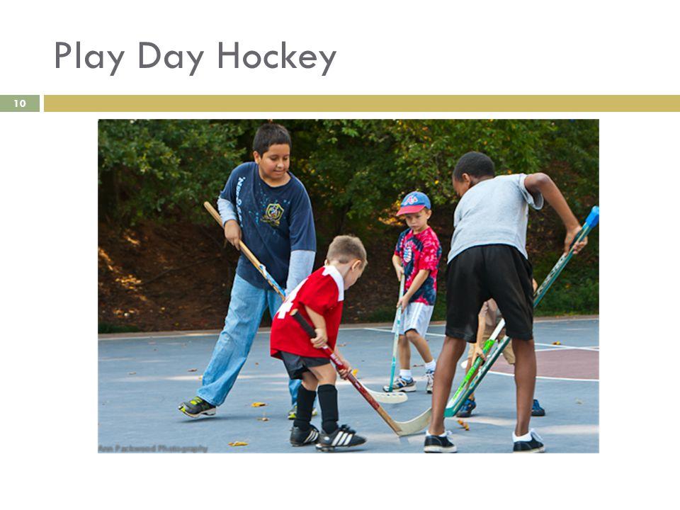 Play Day Hockey 10
