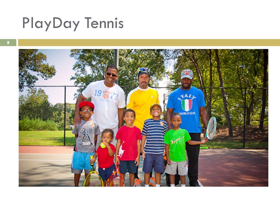 PlayDay Tennis 8