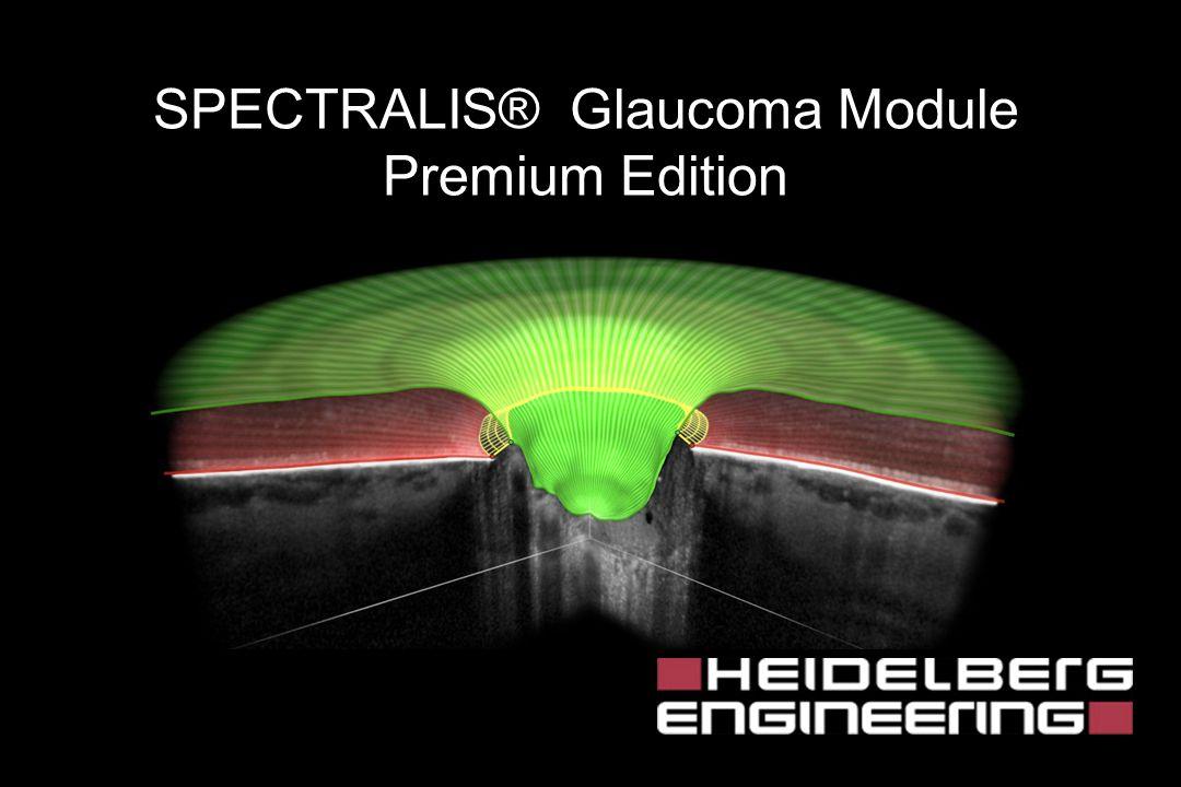 SPECTRALIS® Glaucoma Module Premium Edition