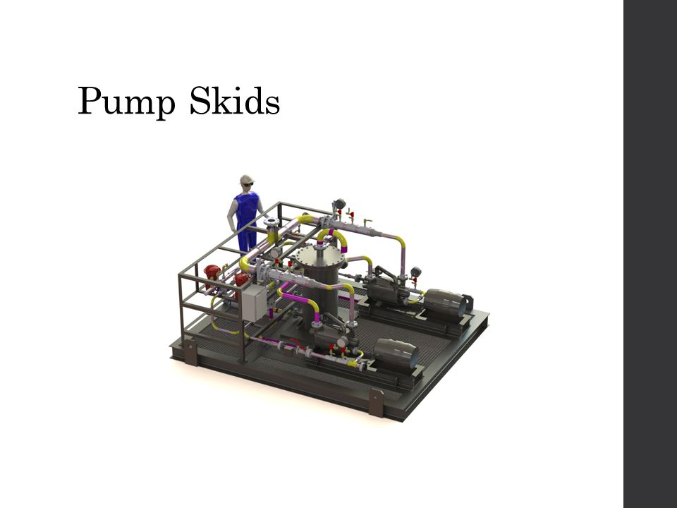 Pump Skids