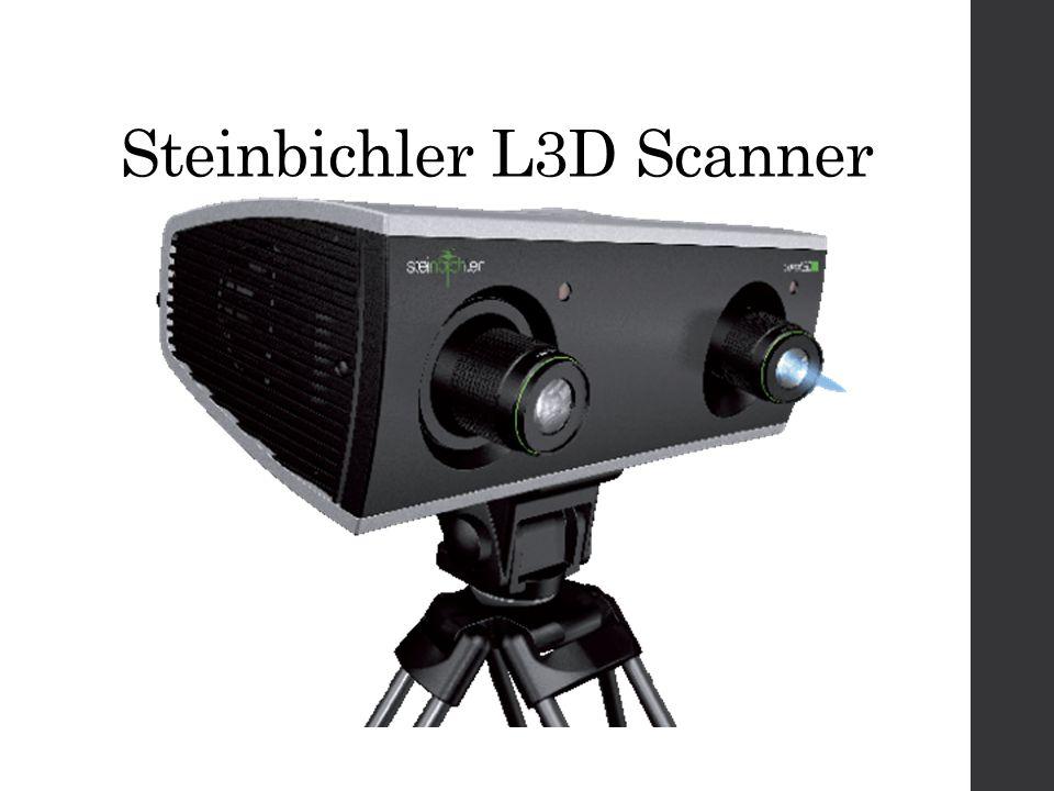 Steinbichler L3D Scanner