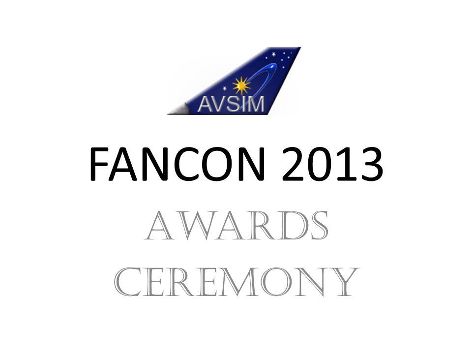 FANCON 2013 Awards Ceremony