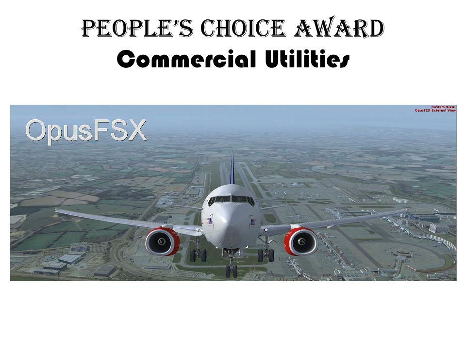 People's Choice Award Commercial Utilities