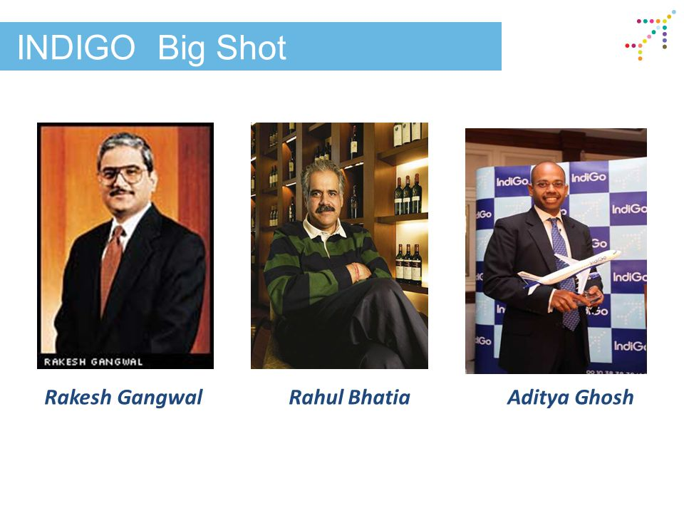 INDIGO Big Shot Rakesh Gangwal Rahul Bhatia Aditya Ghosh