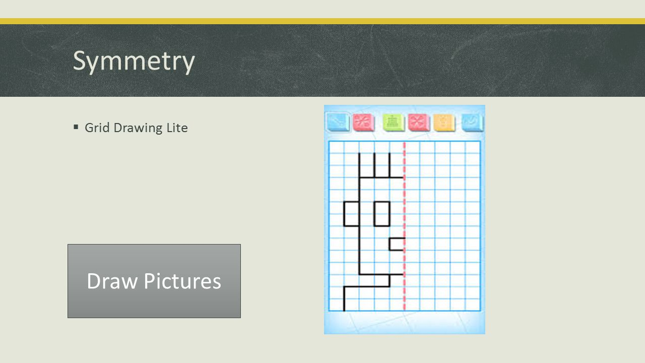 Symmetry  Grid Drawing Lite Draw Pictures