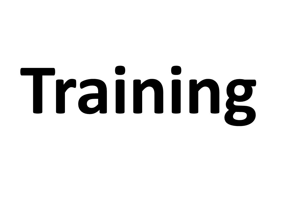 Training advantages of GUI applications Reduced training cost -Training cost by 30%-40% - Training Time 10 weeks to 4 weeks Training the technical staff - Reduce the downtime - Overcome the Culture shock