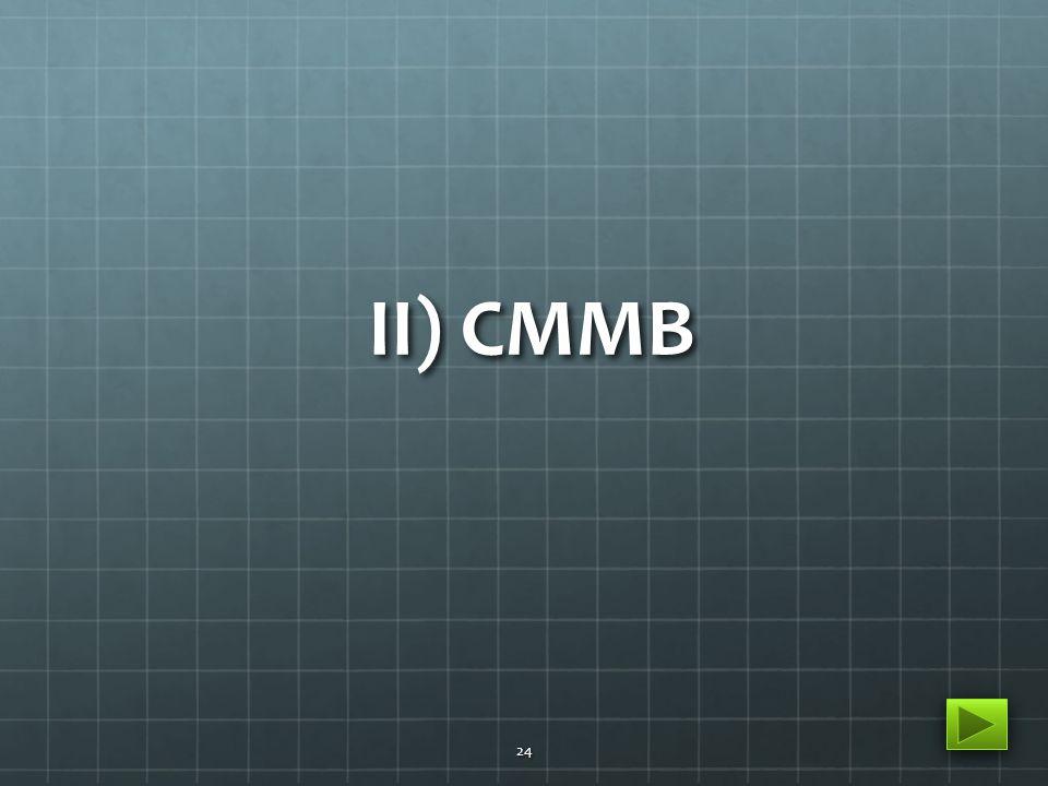 II) CMMB 24