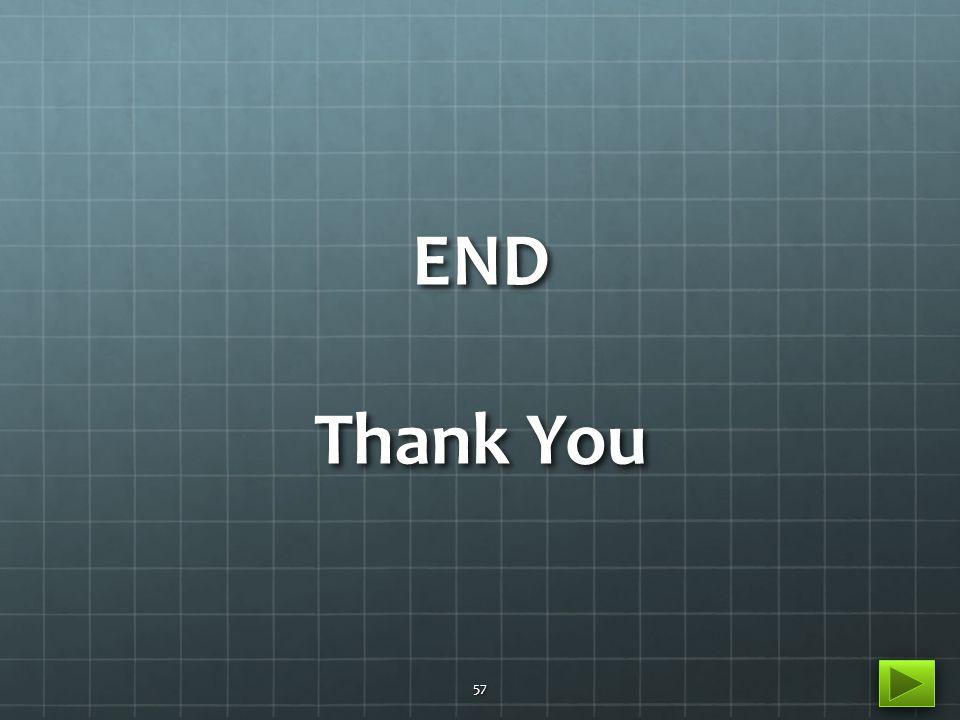 END Thank You 57