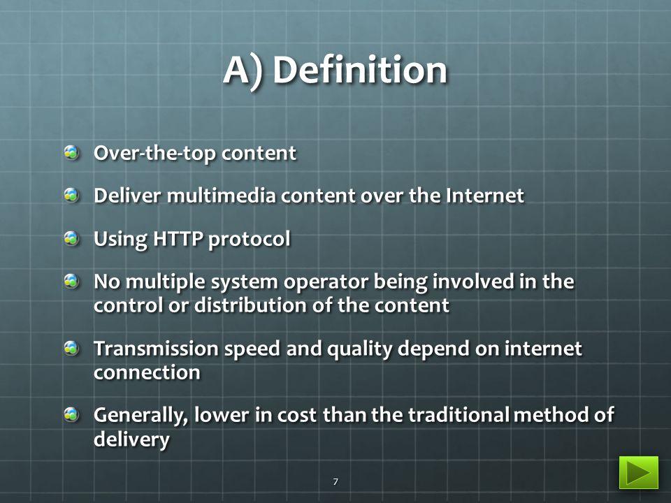 Illustration Content Provider multiple system operator Viewers Content Provider multiple system operator Viewers Internet cable/satellite