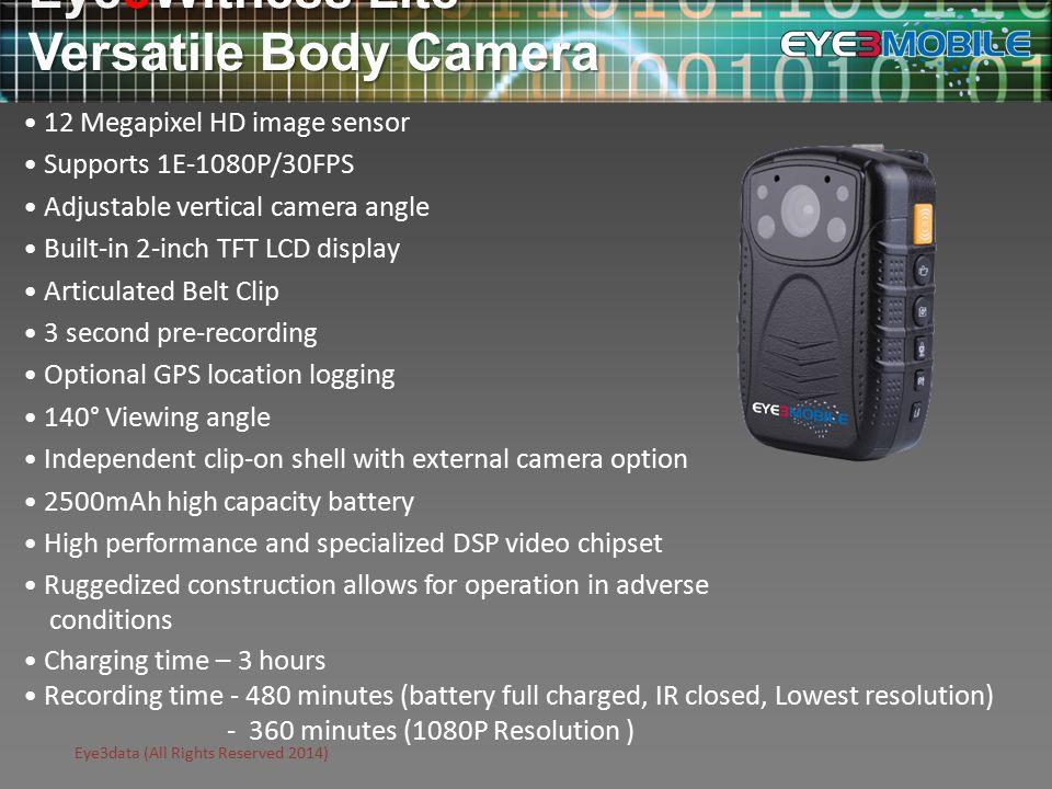 Specialized Dual Camera