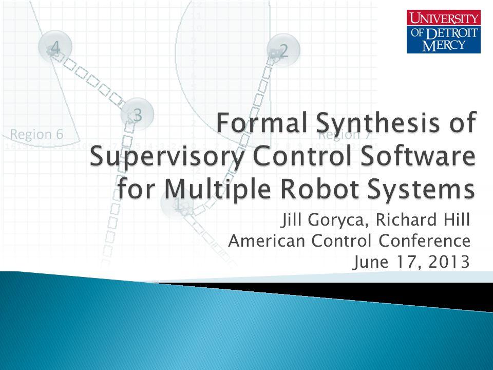  Background  System Models  Control Software Implementation  Task Planning Algorithm  Simulation Results  Conclusion