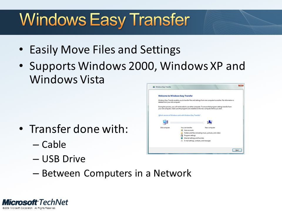 Click to edit Master title style TechNet goes virtual ©2009 Microsoft Corporation.