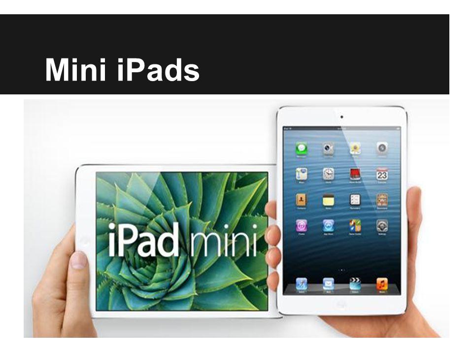 Mini iPads