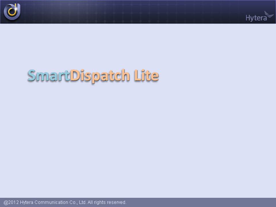 SmartDispatch Lite