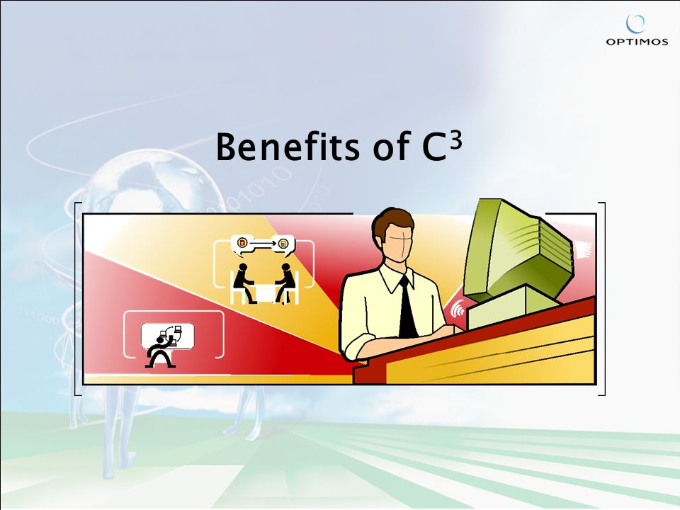 Benefits of C 3