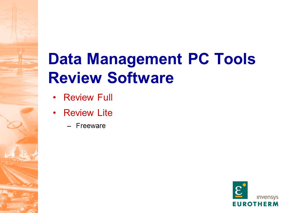 Data Management PC Tools Review Software Review Full Review Lite –Freeware