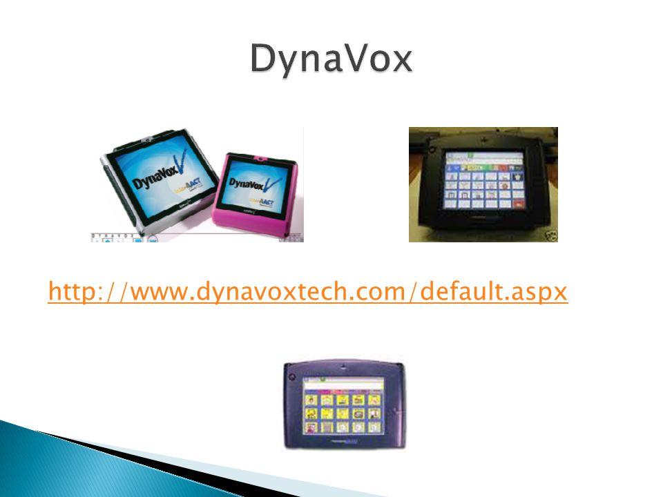 http://www.dynavoxtech.com/default.aspx