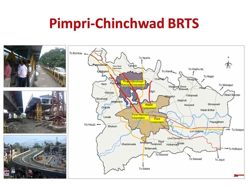 Pimpri-Chinchwad BRTS