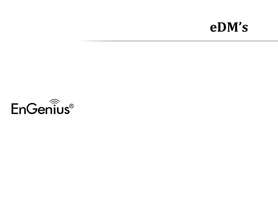 eDM's