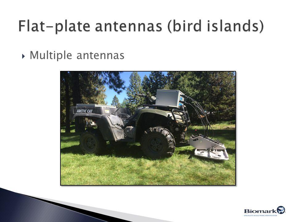  Multiple antennas