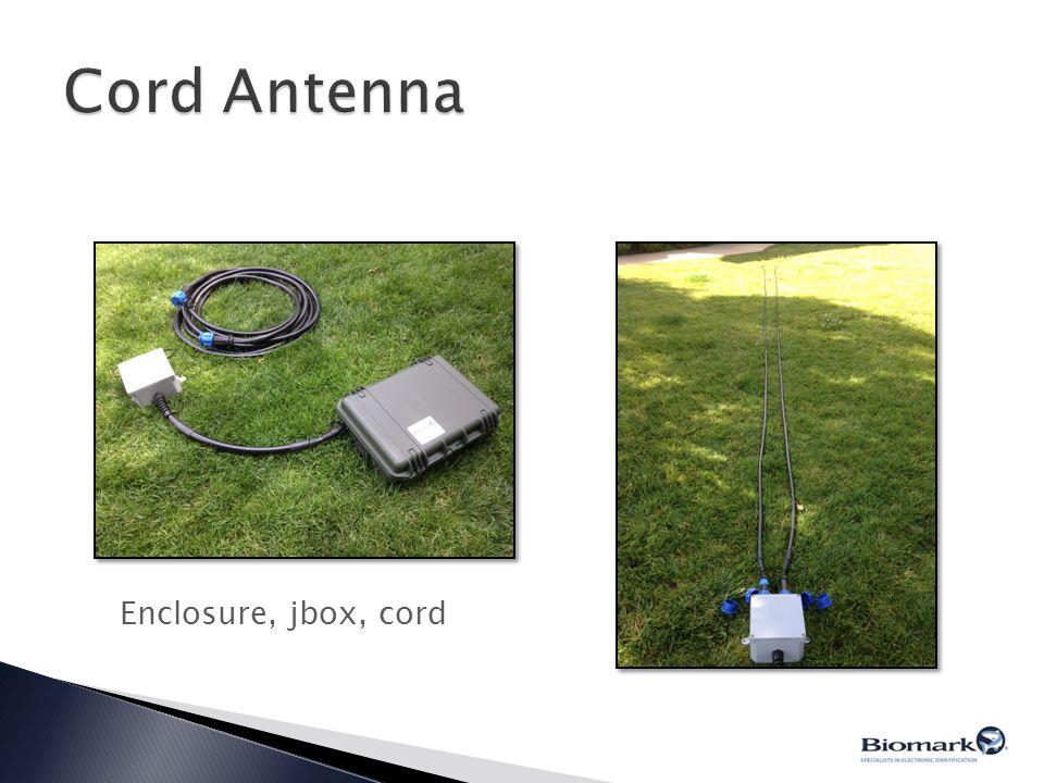 Enclosure, jbox, cord