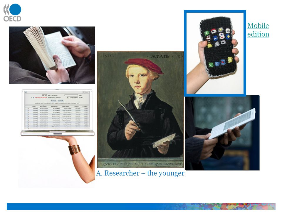 A. Researcher – the younger Mobile edition