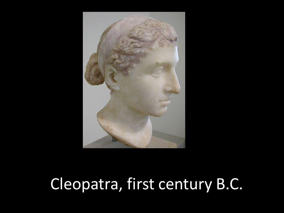 Livia, wife of Augustus, First Century B.C.