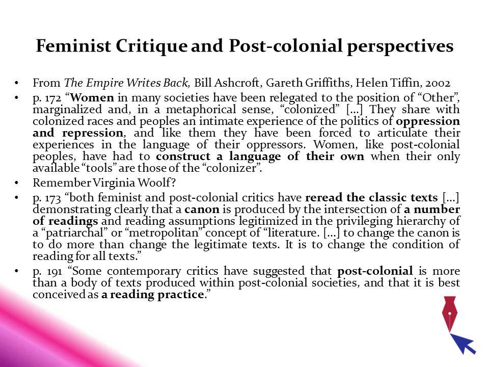 Post-Colonial Themes: Identity Antoinette/Bertha: no race, no social class, no language, no culture, no property, no roots (orphan), no name Race: p.