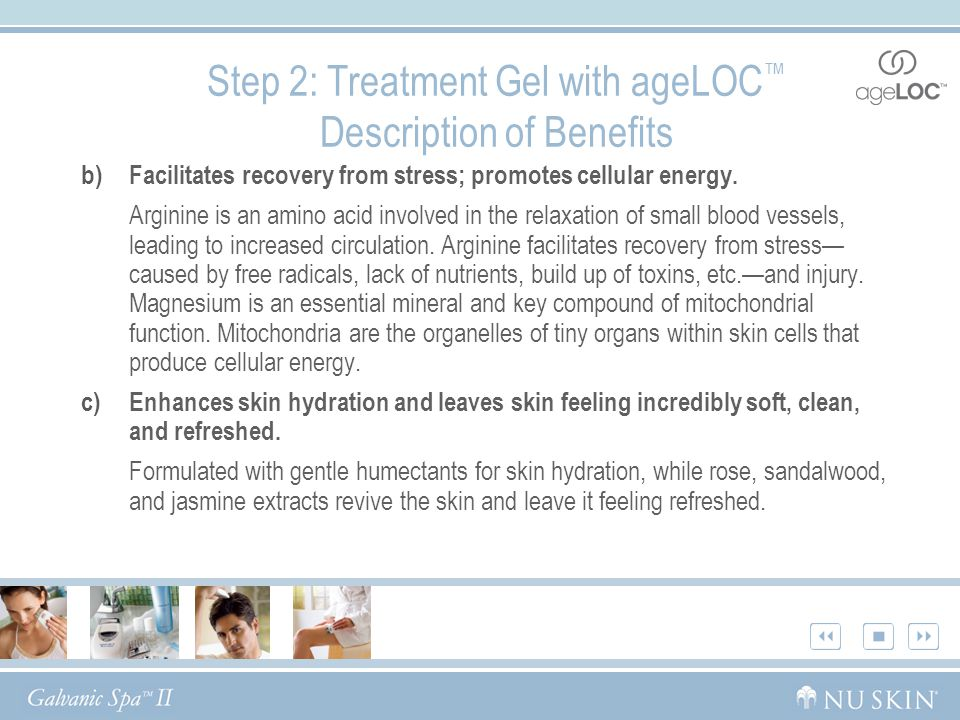 b)Facilitates recovery from stress; promotes cellular energy.