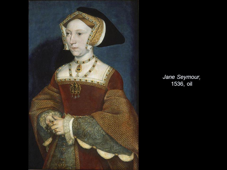 Jane Seymour, 1536, oil