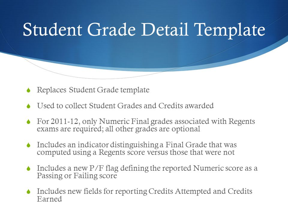 STAFF-STUDENT-COURSE  This is a new template used for dual purposes:  It will be used to collect the underlying data needed for teacher evaluation  It will also be used to collect information that can be used to generate class rosters