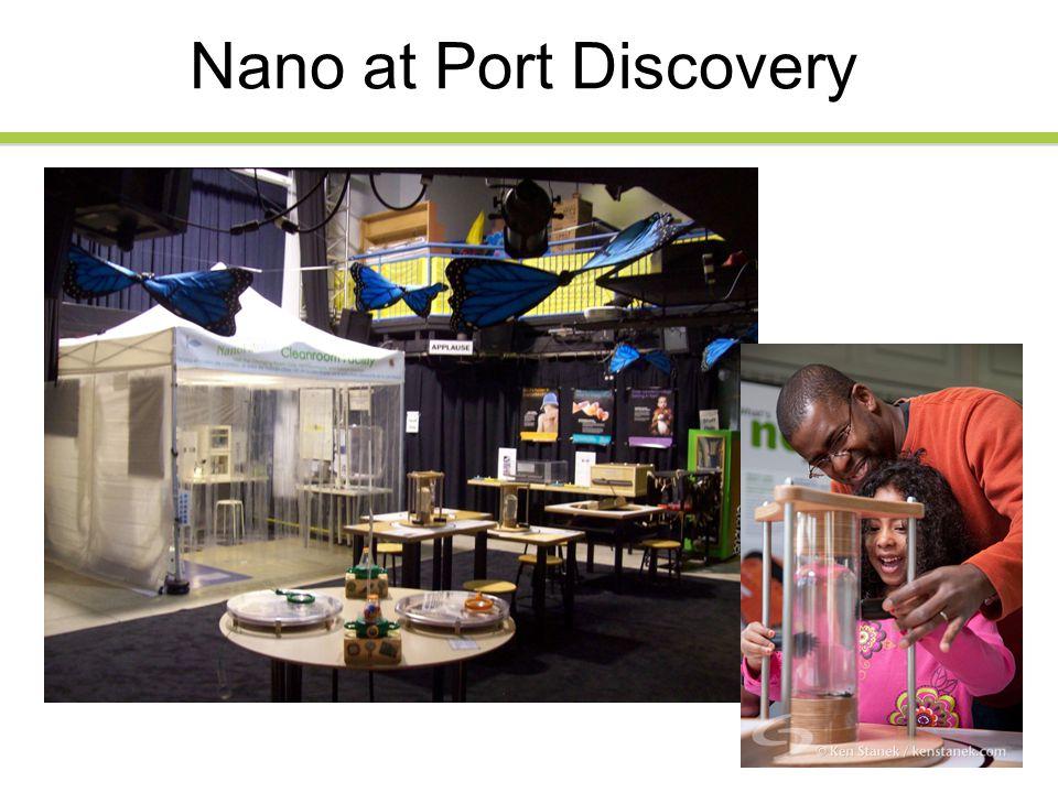 Nano at Port Discovery