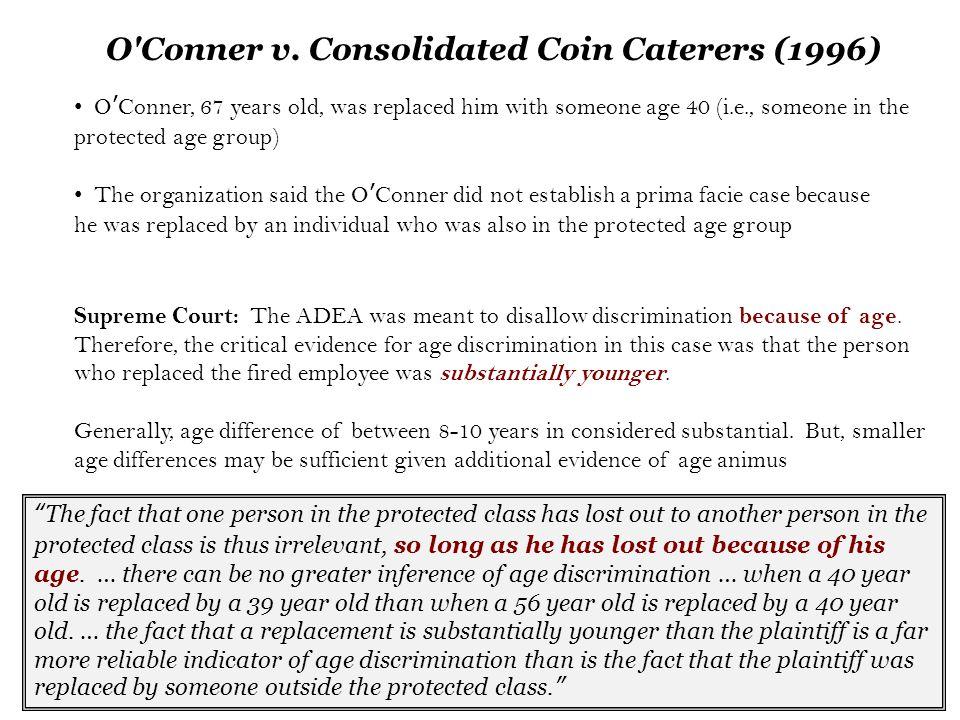 O Conner v.