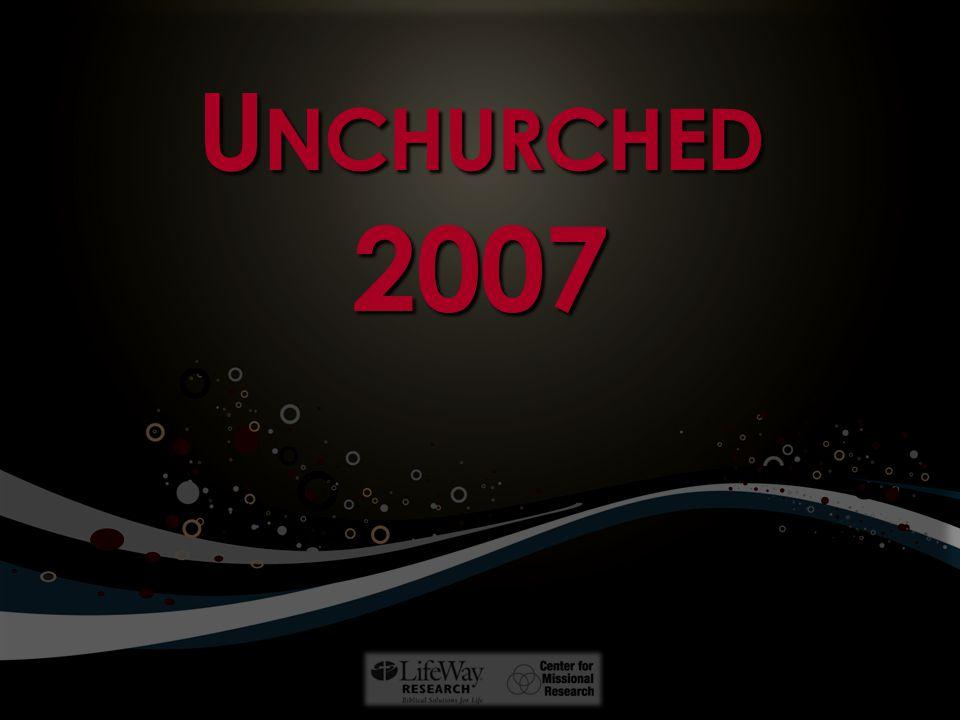 U NCHURCHED 2007