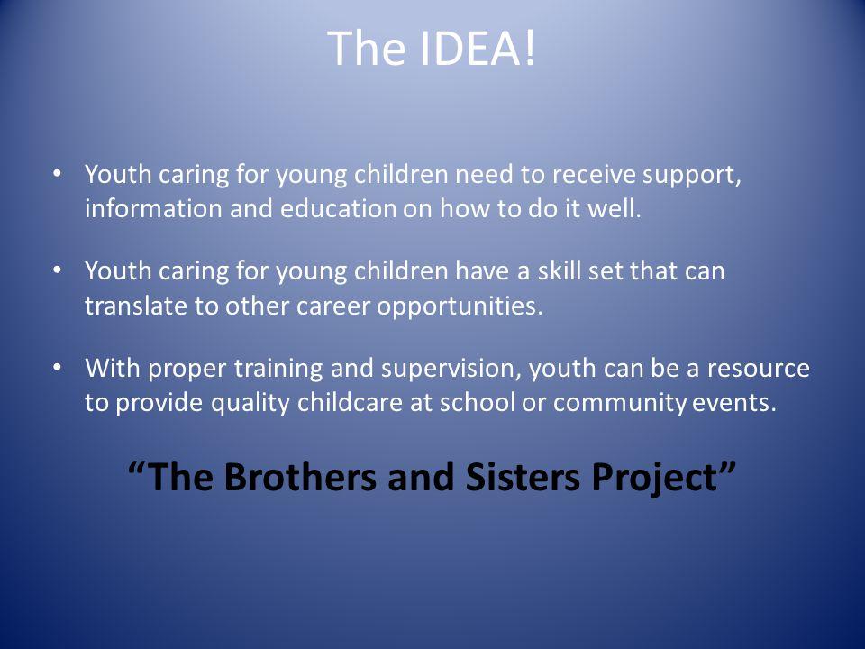 The IDEA.