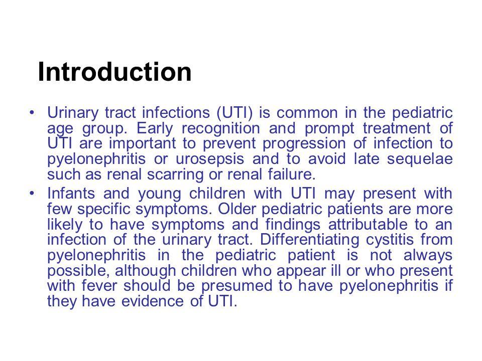 Urinary tract infectio...
