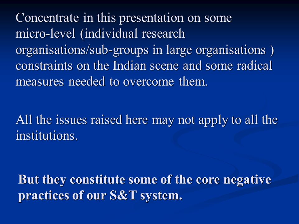 Non-transparent informal rules operate in evaluation for hiring and promotion.