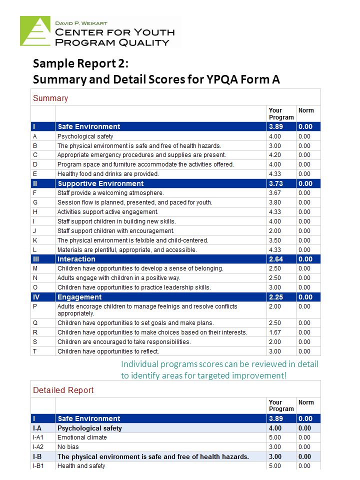 Section 2: View & Printing Reports The best way to learn about what types of reports you can pull is to experiment.
