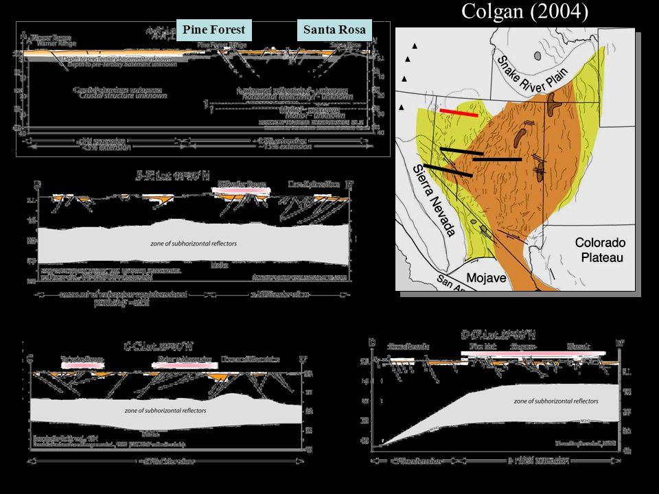 Santa RosaPine Forest Colgan (2004)