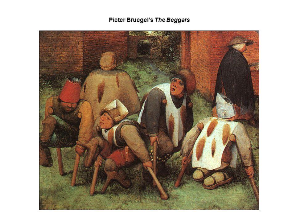 Pieter Bruegel's The Beggars