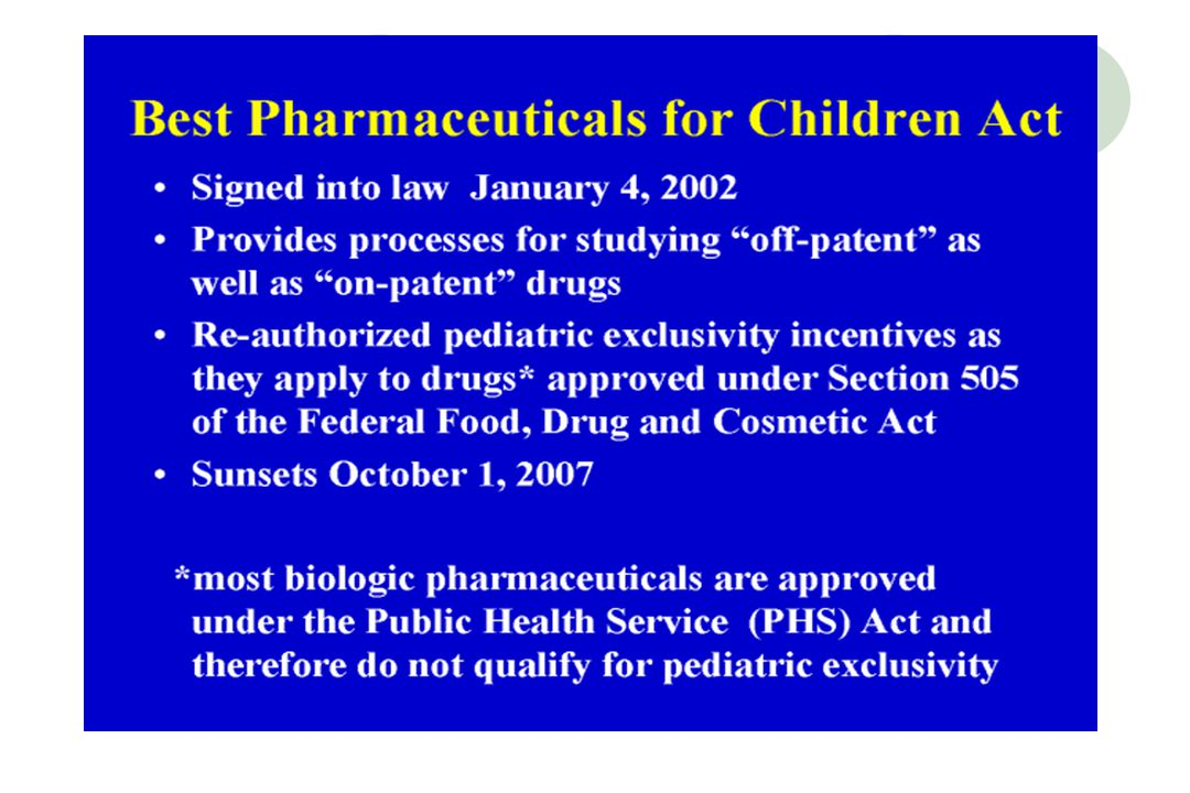History of Pediatric Psychopharmacology 2004- Atomoxetine becomes 1st non-stimulant developed for ADHD treatment 2006-7: Risperidone gets pediatric indication for autism symptoms, short-term treatment of bipolar disorder, and childhood-onset schizophrenia (COS) 2007: Aripiprazole gets pediatric indication for COS