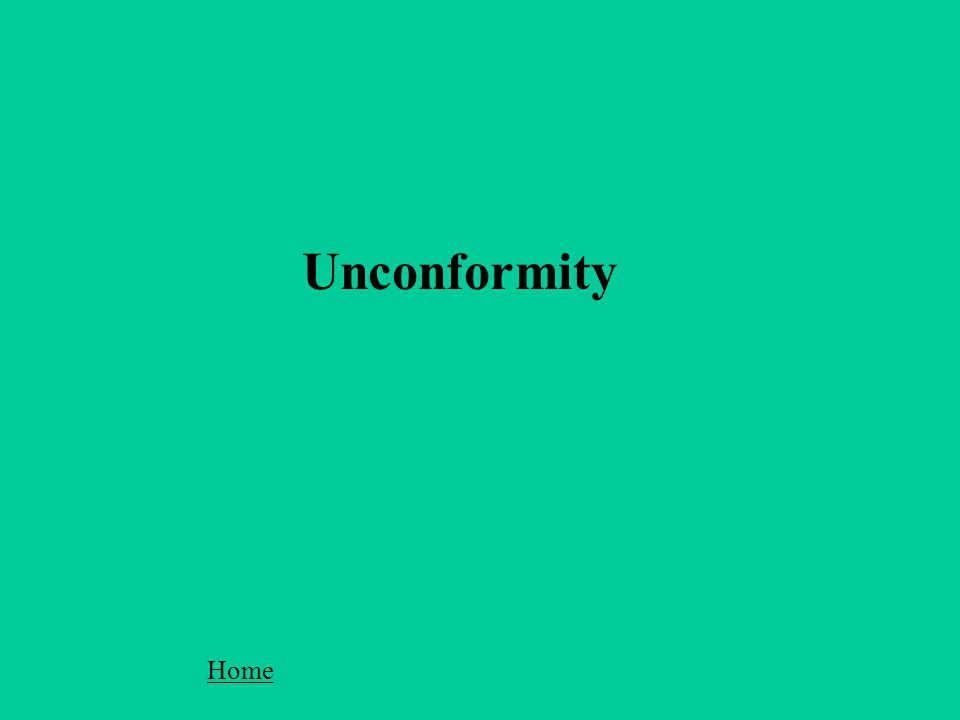Unconformity Home