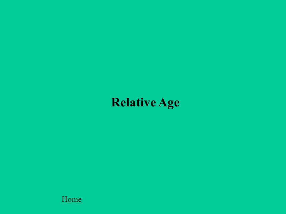 Relative Age Home