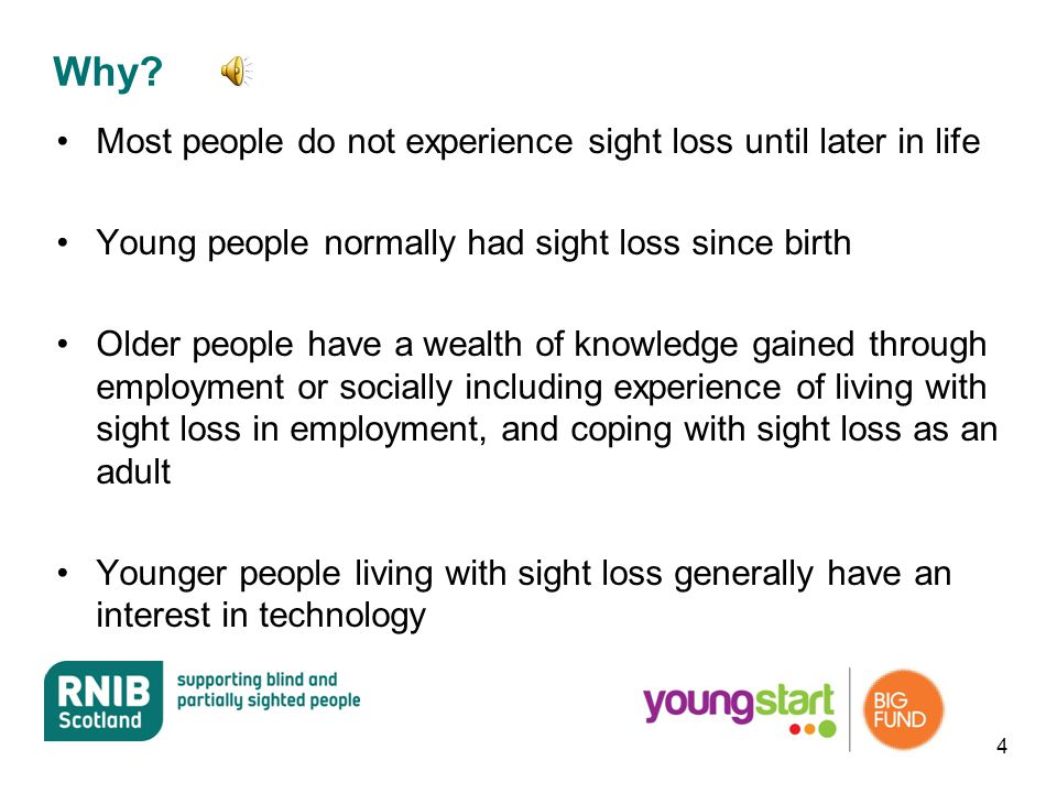 Consultation Idea for intergenerational project came directly from young people Older and younger members consulted felt that formal and informal activities in a supported environment would be beneficial Young people specifically felt that there was a gap in current activities.
