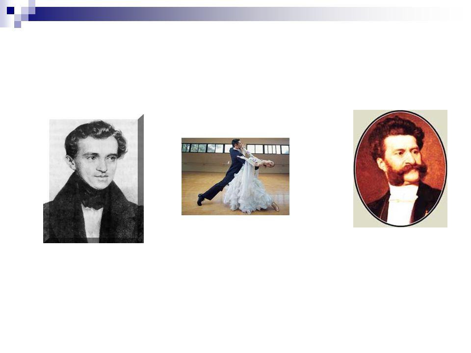 Q1.What sort of music did Johann Strauss the elder write .