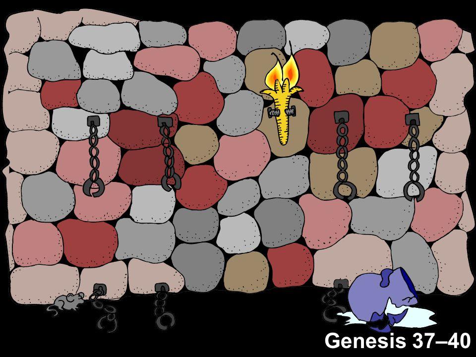 Genesis 37–40
